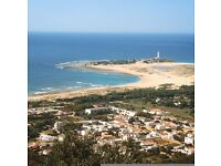 Easter in Vejer de la Frontera (Cadiz) Spain - patio house, sleeps 4 - approx. 10 km to the Beach!