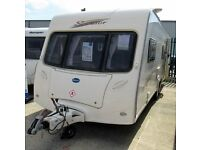 BAILEY SENATOR SERIES 5 CAROLINA **FIXED SIDE BUNKS** REDUCED TO £8450**