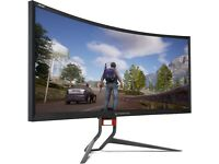 ACER PREDATOR Z35P CURVED GAMING MONITOR