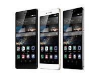 Huawei P8 16GB Unlocked Smartphones box pack camera phone GRADED