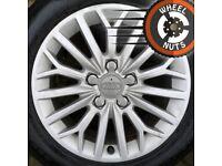 "16"" Genuine Audi A3 Multispoke alloys premium tyres"