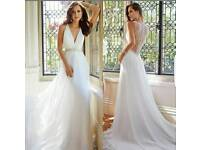 Sophia Tolli Unworn Joanne Wedding Dress
