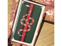 Gucci iPhone 6/6s case/cover