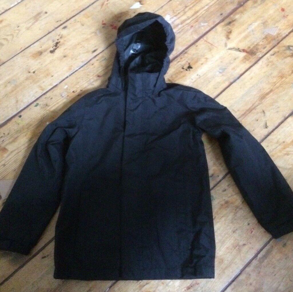 Child's waterproof jackets x 2