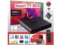T95X S905X Smart TV Box Android 6.0 Quad Core 4K HD 2.4G WIFI HDMI Media Player