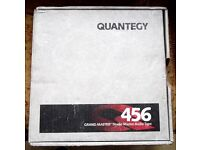"""QUANTEGY 2"""" GRANDMASTER TAPE REEL BY AMPEX. UNTESTED."""