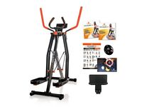 MAXI-GLIDER 360 Home Exercise Fitness Machine Cross Trainer