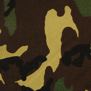 Woodland Camouflage 100% 1000 Denier  cordura