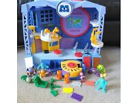 Monsters University Imaginext Playset