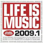 2CD - Life Is Music 2009.1 - 2CD     >>> Zie nota