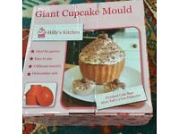Brand New in Box - Giant Cupcake mould for baking a cake!