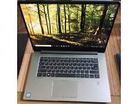 Lenovo IdeaPad 530S-15IKB Laptop 15.6 Intel i5-8250U, 8GB-RAM 256GB SSD, Win10