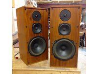 Vintage Richard Allan Monitor 80 Speakers