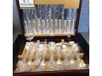 Arthur Price canteen cutlery