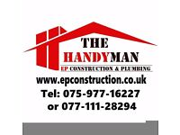 EP Construction & Plumbing services LTD - Handyman services in West Yorkshire