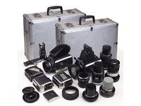 2 Bronica S2A kits