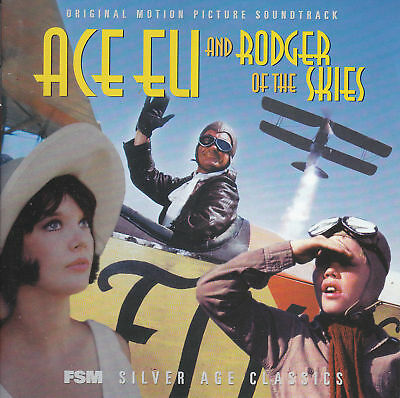 Ace Eli and Rodgers of the Skies-1973- Original Movie Soundtrack-CD