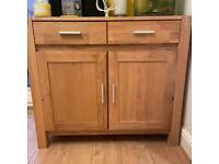 Sideboard Oak 2 door