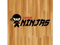 WOMEN'S BASKETBALL NEW TEAM IN LONDON - LOOKING FOR NINJAS