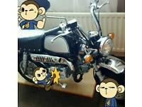 Skyteam monkey bike 125