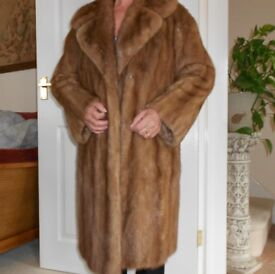 Genuine Vintage Mink Coat