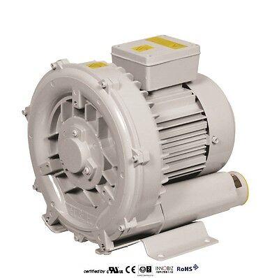Pacific Regenerative Blower Pb-100 Hrb-100 Ring Vacuum And Pressure Blowers