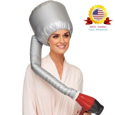 Bonnet de séchage de cheveux doux portatif chapeau de capot chapeau de sèche-cheveux accessoire de cheveux
