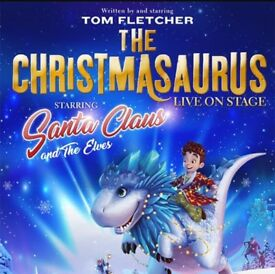 5 x Christmasaurus tickets 23/12/2017