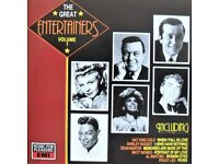 Entertainers Vol 1 - CD