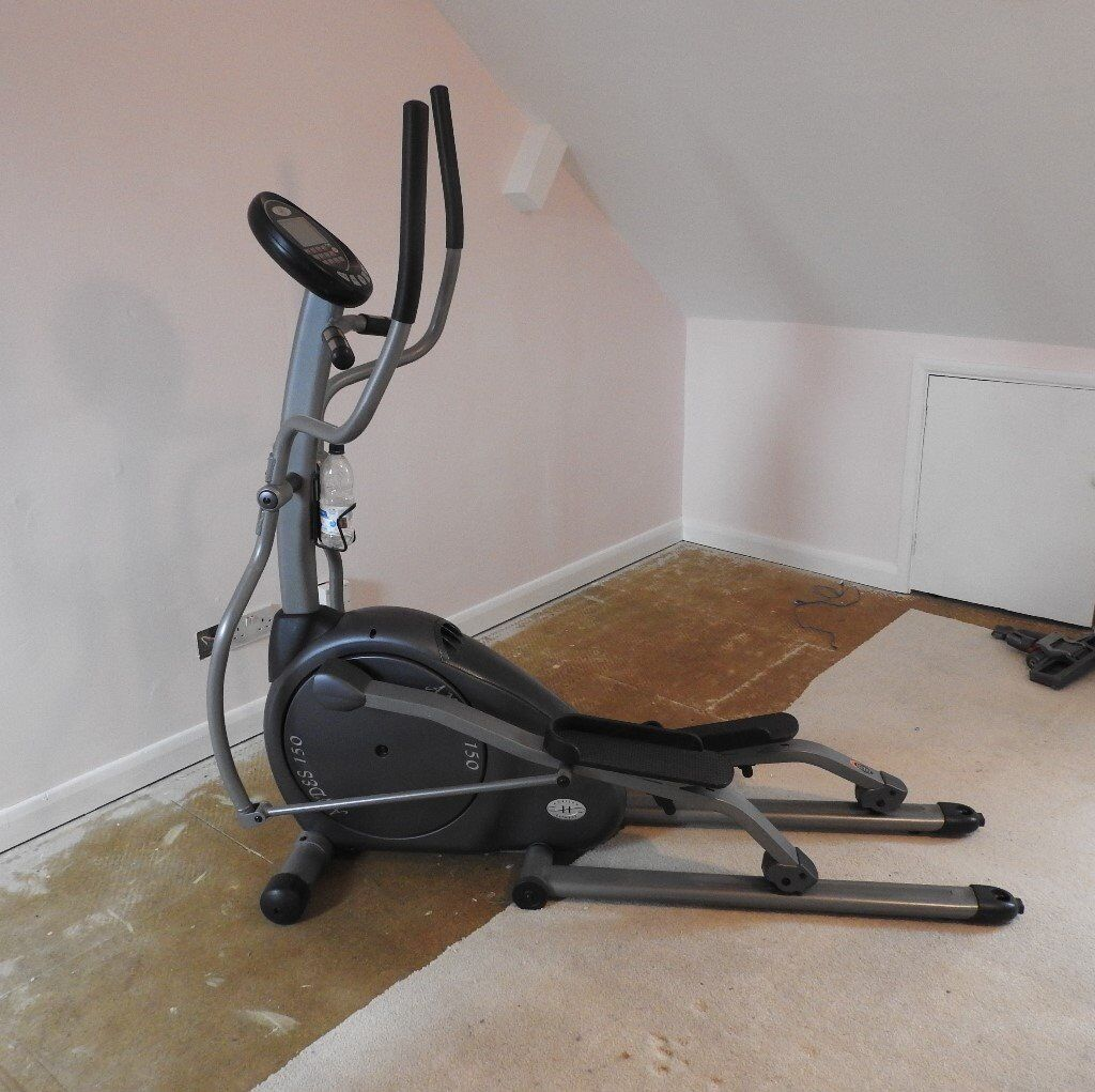 horizon fitness andes 150 elliptical foldng cross trainer for home use in swindon wiltshire. Black Bedroom Furniture Sets. Home Design Ideas
