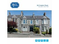 58 Craigton Road, Aberdeen - 4 Bedroom Double Upper