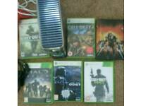 Xbox 360 halo version and games