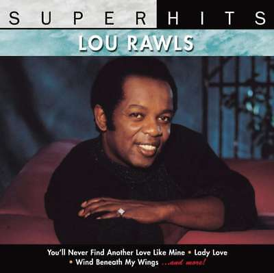 New: LOU RAWLS - Super Hits (Best Of/Greatest Hits)