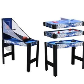 5 in 1 Games Table