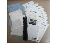 Filofax Personal size Organiser Bundle