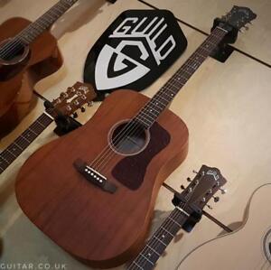 GUILD USA D20E NAT 3850200821 guitare acoustique-électrique all solid mahogany