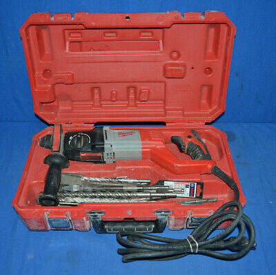 Milwaukee 5262-20 78 Sds Plus Rotary Hammer With Bits