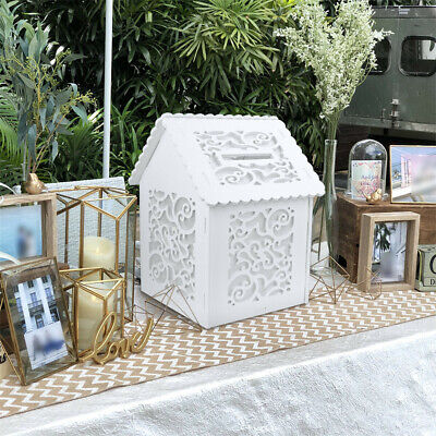 Wedding Card Post Boxes / Receiving Box / Wishing Well - Anniversary Party  - Wishing Well Card Box
