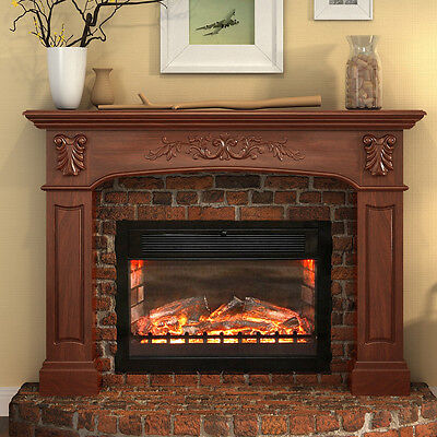 Lanza Oxford Fireplace Surround Mantel