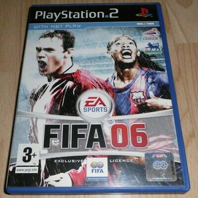 FIFA 2006...Playstation 2 Game for sale  Shipping to Nigeria