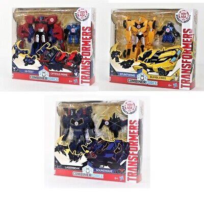 Transformers RID, Optimus Prime, Bumblebee,