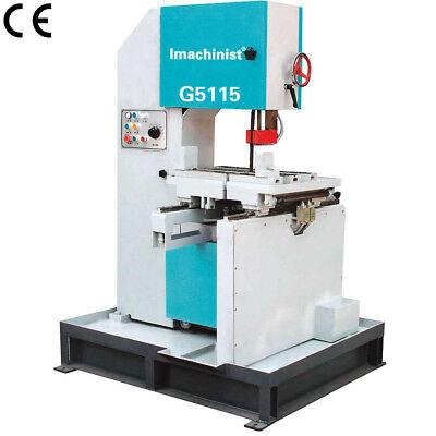 Vertical Band Saw Machines Hydraulic Metal Cutting Bandsaws G5115