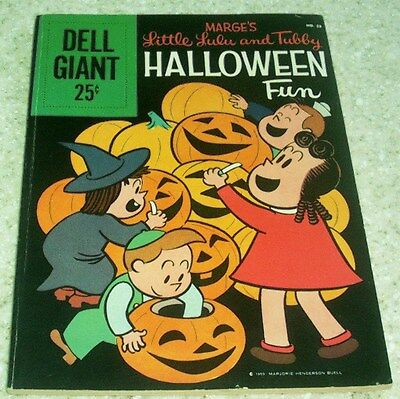 Little Lulu Halloween Comics (Marge's Little Lulu and Tubby Halloween Fun 23, VF+ (8.5) 1959, 50% off)
