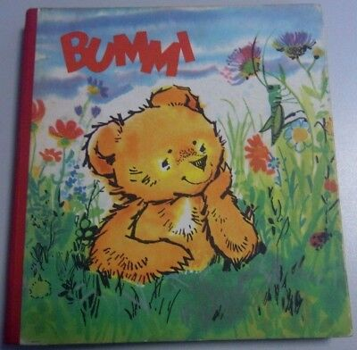 Bummi Sammelband 18 Verlag Junge Welt DDR=Komplett Hefte 13 -24 1974 Quadratisch