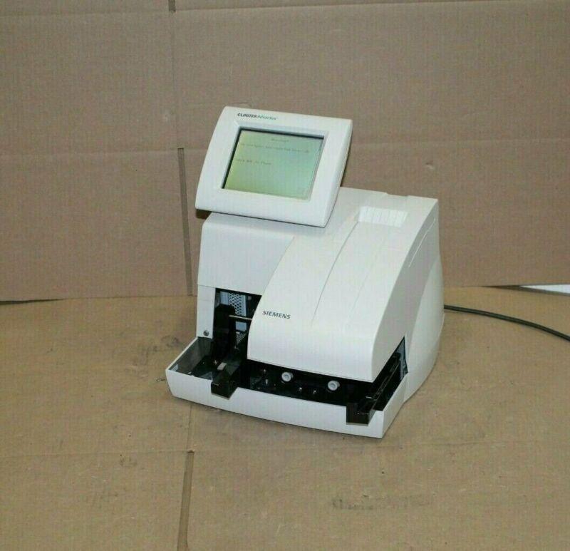 Siemens Clinitek Advantus Urine Chemistry Analyzer -Read Desc.