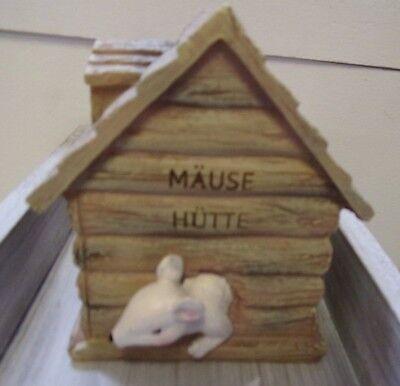 Hucha Hucha Casa Ratón Ratones