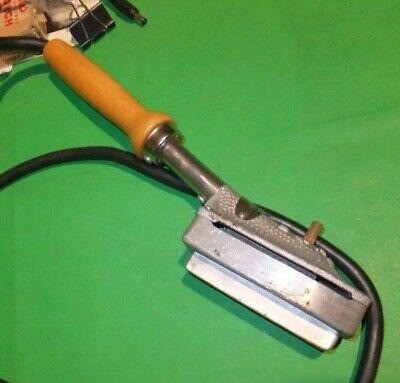 Edgemate Model-s Panel Seam Sealer W T-head Strip Iron 115v Excellent Usa