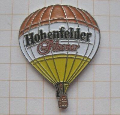 HOHENFELDER PILSENER / LANGENBERG   ............. Bier-Ballon-Pin (102h)