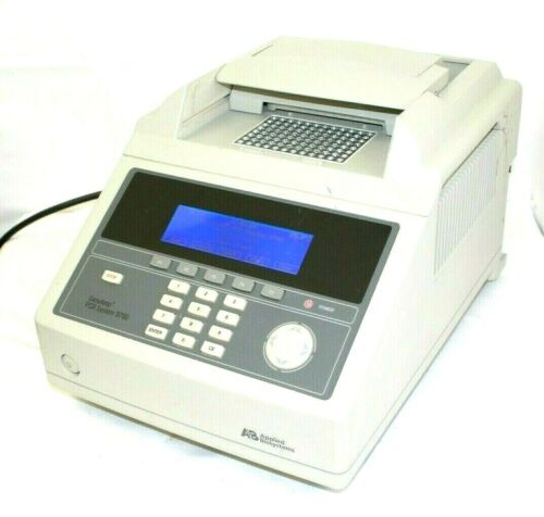 Applied Biosystems GeneAmp PCR System 9700, P/N: N8050200, Free Shipping!