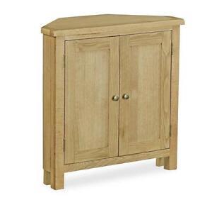 oak corner unit furniture ebay